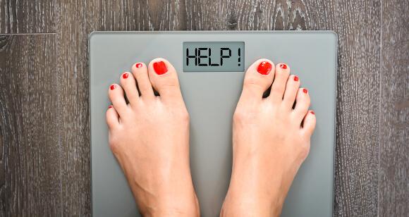 体脂肪計は正しくない
