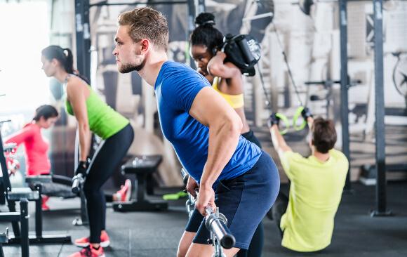 ウエイトトレーニングの消費カロリー