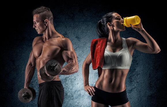 タンパク質で筋肉をキープする