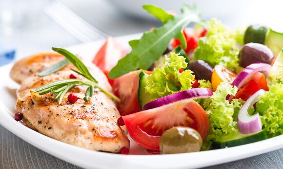 食事を変えてカロリーを抑える