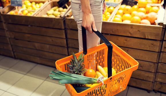 カゴに入れる食品を変えて痩せる方法