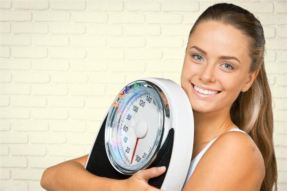 体重の錯覚を乗り越える