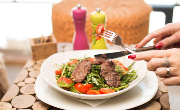 高タンパク低カロリー