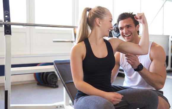 筋肉と基礎代謝