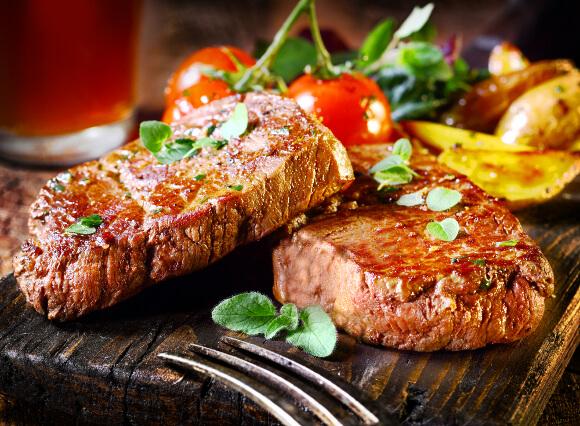 肉でダイエット