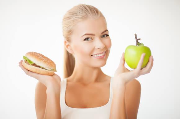 本質を押さえた自由なダイエット