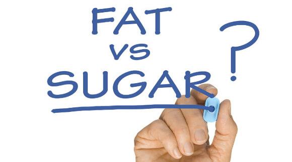 糖質を摂りすぎても太る