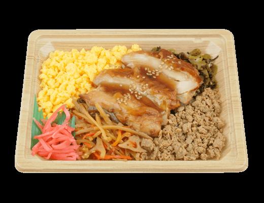 ローソン 鶏照焼弁当