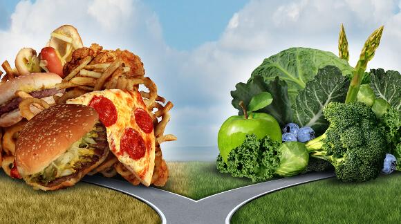 ダイエットのアプローチ