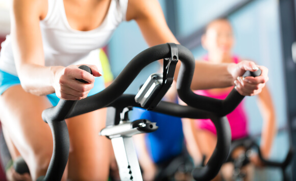 週に3回・1回30分のエアロバイクで体が変わる