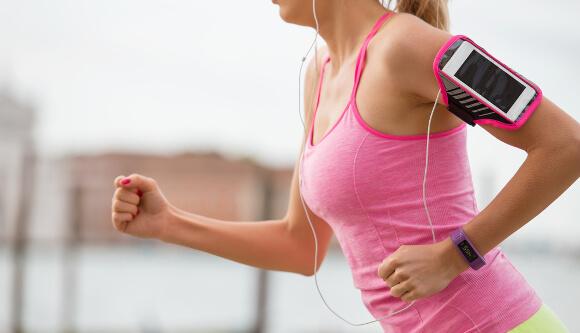 ジョギングの時間と消費カロリー