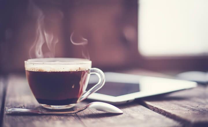 コーヒーのダイエット効果
