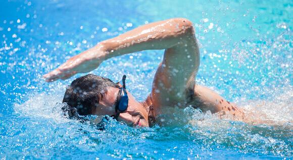 水泳とジョギングの比較