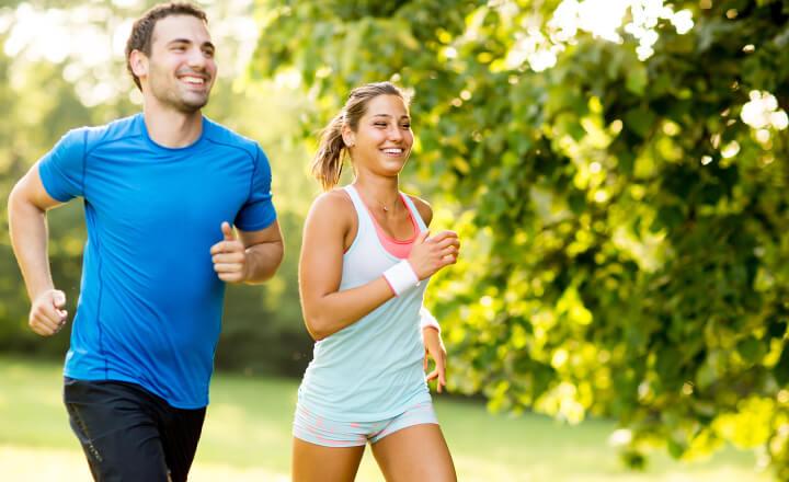 ジョギングのダイエット効果