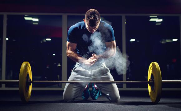 慣れない運動と筋肉痛