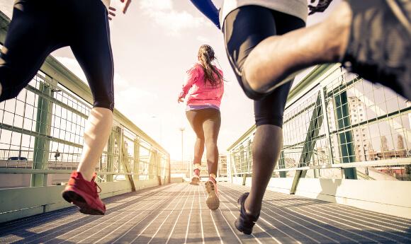 運動で代謝が上がる