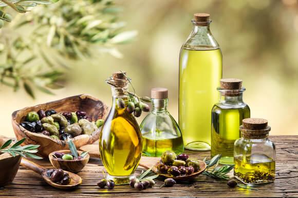 オリーブオイルの脂質のバランス