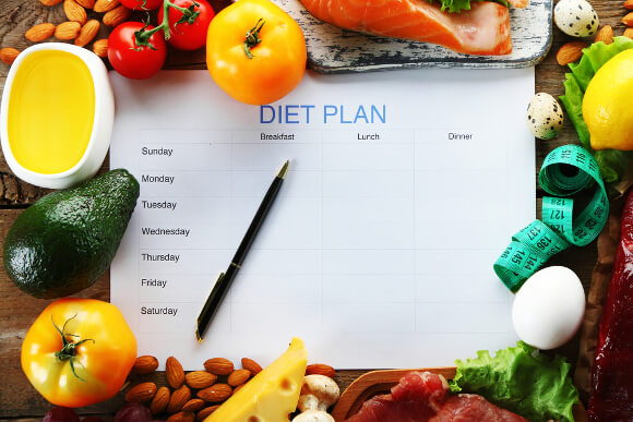 ダイエット方法