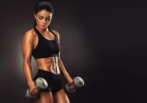効果的に筋肉を鍛える方法