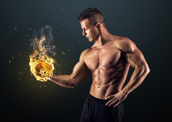 筋トレの脂肪燃焼効果
