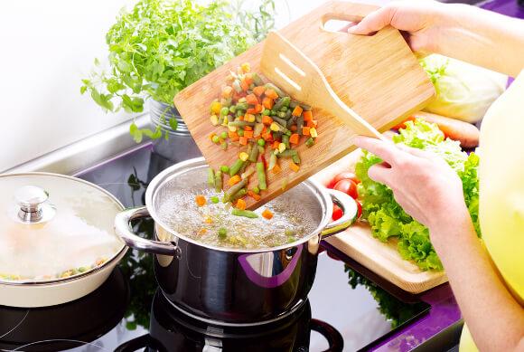 脂肪燃焼スープの作り方