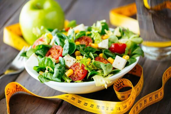 摂取カロリーを減らす方法