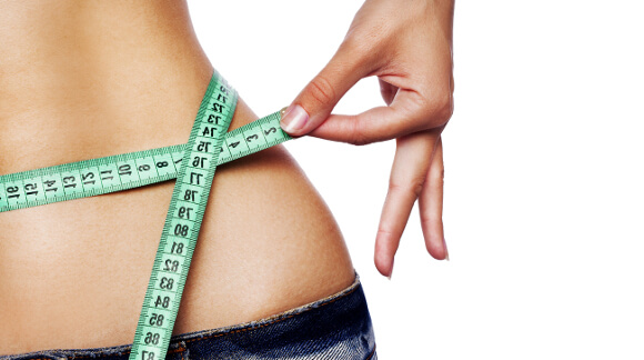 ダイエットのためのウエストの測り方