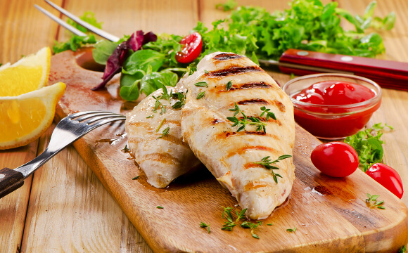 タンパク質を摂る食事法