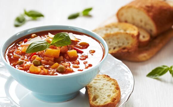 脂肪燃焼スープを足さない