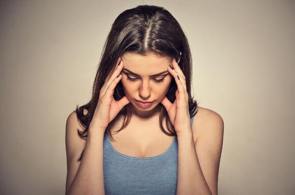 ストレスによるリバウンド