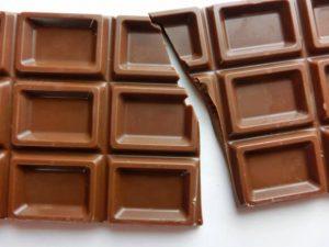 砂糖ゼロチョコレート