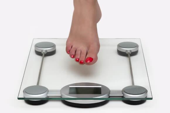 筋トレと体重