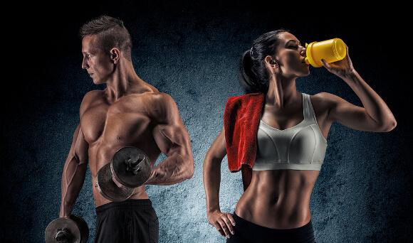ダイエットと筋肉によるボディメイク