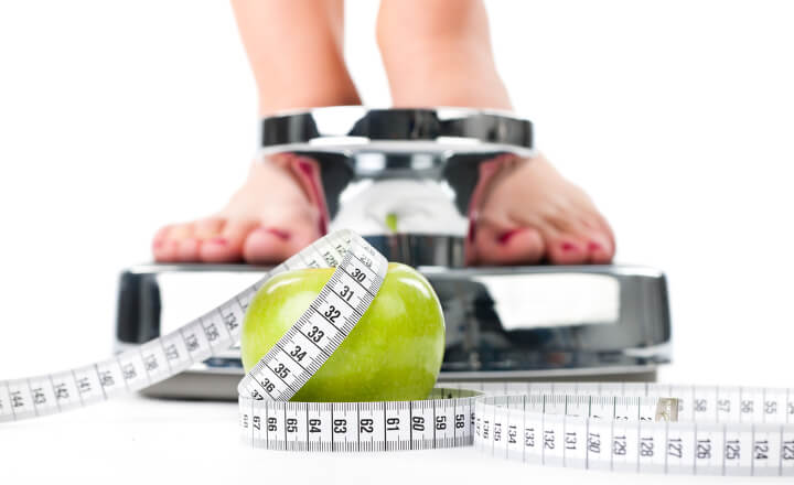 体重が減らない原因と解決方法