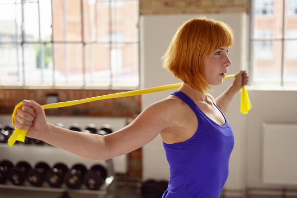 運動・体操が二の腕痩せに効果的