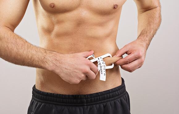 腹筋の強さと体脂肪は別物
