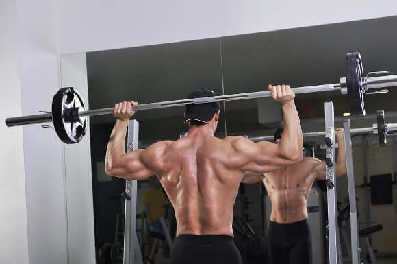 肩の筋トレ方法