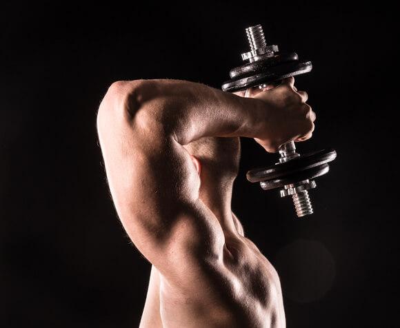 二の腕の筋トレ方法