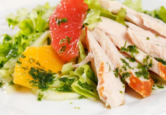 食事の管理がダイエットに効果的
