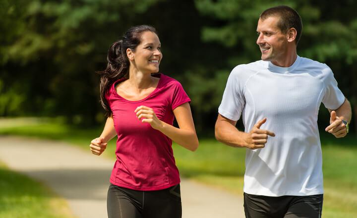 スロージョギングの5つの真相と効果的なダイエット方法!