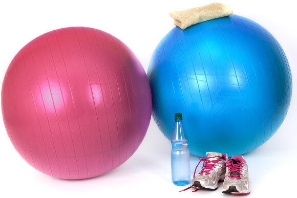 バランスボールと効果的なダイエット