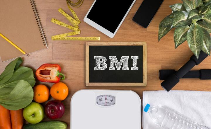 BMIと体脂肪率