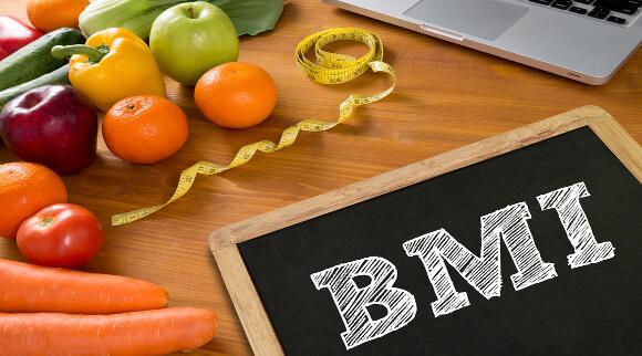 BMIと体脂肪の使い方