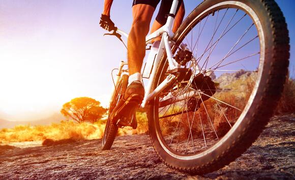 自転車・エアロバイクの消費カロリー計算