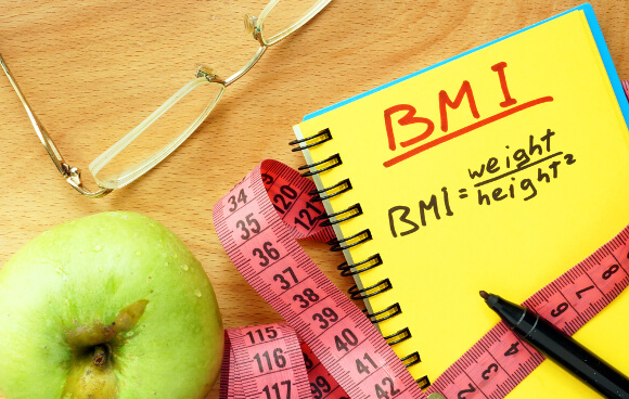 BMIが絶対の基準ではない
