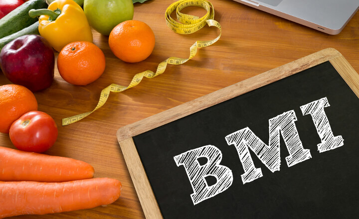 BMIの標準値・基準値