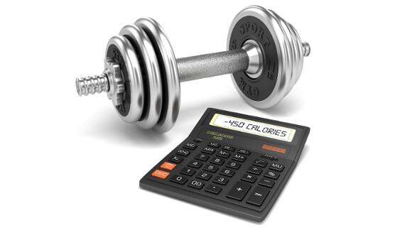 運動の消費カロリー計算