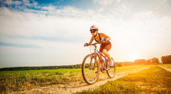 自転車の消費カロリー