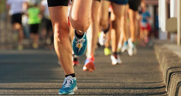 ジョギングの消費カロリー