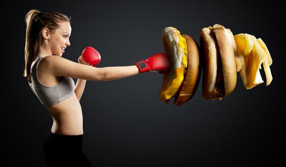キックボクシングの消費カロリー